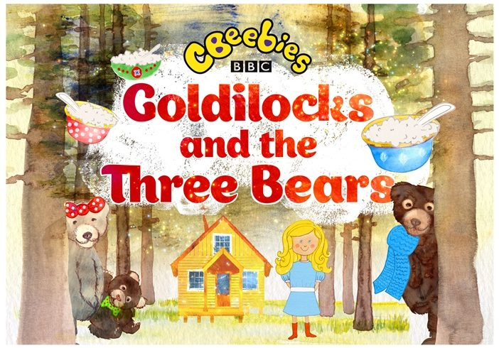 Goldilocks and the Three Bears Logo Full Res