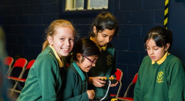 Workshop: Generation Code – KS1 & KS2