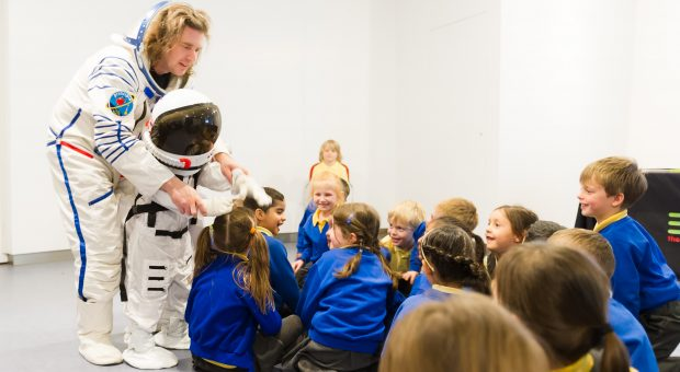 Science Show: Living in Space – KS1