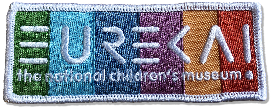Eureka! Museum Group Badge