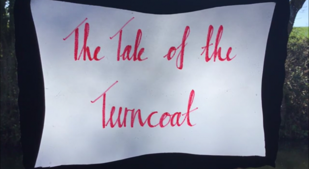 The Tale of the Turncoat, with Ian Douglas the Storyteller